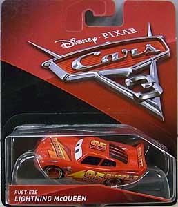 MATTEL CARS 3 シングル RUST-EZE LIGHTNING McQUEEN