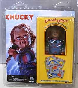 NECA CHILD'S PLAY 5.5インチドール CHUCKY ブリスターワレ特価