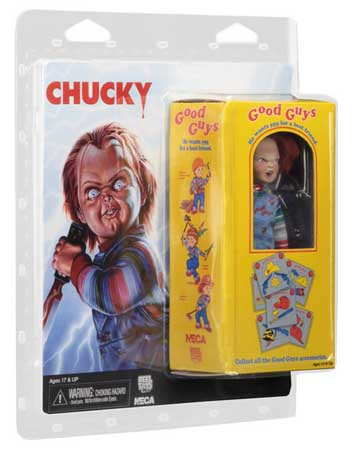 NECA CHILD'S PLAY 5.5インチドール CHUCKY