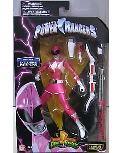 USA BANDAI POWER RANGERS LEGACY COLLECTION 6インチアクションフィギュア MIGHTY MORPHIN PINK RANGER [EXCLUSIVE WEAPONS]