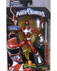 USA BANDAI POWER RANGERS LEGACY COLLECTION 6インチアクションフィギュア MIGHTY MORPHIN RED RANGER [EXCLUSIVE WEAPONS]