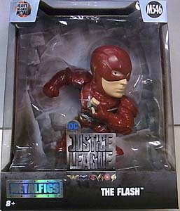 JADA TOYS 映画版 JUSTICE LEAGUE METALS DIE CAST 4インチフィギュア THE FLASH