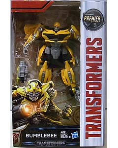 HASBRO 映画版 TRANSFORMERS: THE LAST KNIGHT DELUXE CLASS BUMBLEBEE WITH BLASTER