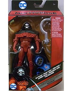 MATTEL DC COMICS MULTIVERSE 6インチアクションフィギュア BATMAN: YEAR TWO THE REAPER [ROOKIE SERIES]