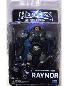 NECA HEROES OF THE STORM 7インチアクションフィギュア シリーズ3 RAYNOR