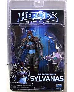 NECA HEROES OF THE STORM 7インチアクションフィギュア シリーズ3 SYLVANAS