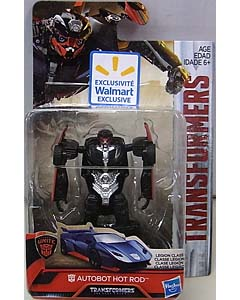 HASBRO 映画版 TRANSFORMERS: THE LAST KNIGHT WALMART限定 LEGION CLASS AUTOBOT HOT ROD