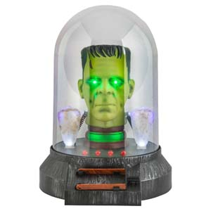その他・海外メーカー UNIVERSAL STUDIOS MONSTERVILLE ANIMATED FRANKENSTEIN HEAD