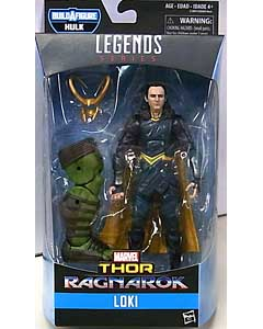 HASBRO MARVEL LEGENDS 2017 THOR SERIES 1.0 映画版 THOR: RAGNAROK LOKI [HULK SERIES] [国内版]