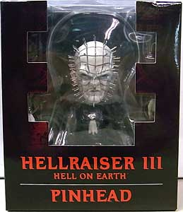 MEZCO HELLRAISER III: HELL ON EARTH PINHEAD STYLIZED FIGURE