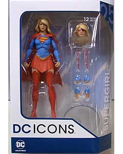 DC COLLECTIBLES DC COMICS ICONS SUPERGIRL