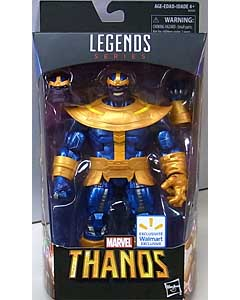 HASBRO MARVEL LEGENDS 2018 WALMART限定 THANOS パッケージ傷み特価