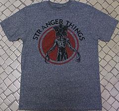 STRANGER THINGS / ストレンジャー・シングス (ヘザーグレー)