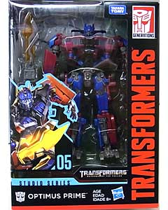 HASBRO TRANSFORMERS STUDIO SERIES VOYAGER CLASS OPTIMUS PRIME #05 パッケージ傷み特価