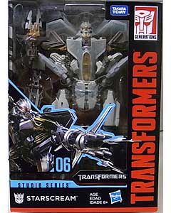 HASBRO TRANSFORMERS STUDIO SERIES VOYAGER CLASS STARSCREAM #06