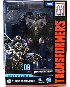 HASBRO TRANSFORMERS STUDIO SERIES USA TOYSRUS限定 VOYAGER CLASS THUNDERCRACKER #09