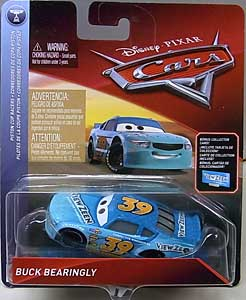 MATTEL CARS 2018 シングル BUCK BEARINGLY [BONUS COLLECTOR CARD]