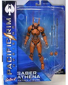 DIAMOND SELECT PACIFIC RIM: UPRISING SABER ATHENA