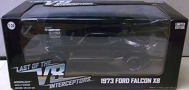 GREENLIGHT 1/24スケール LAST OF THE V8 INTERCEPTORS 1973 FORD FALCON XB