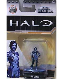 JADA TOYS HALO NANO METALFIGS CORTANA [MS9]