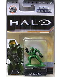 JADA TOYS HALO NANO METALFIGS MASTER CHIEF [MS1]