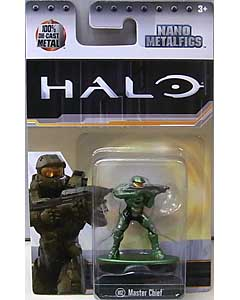 JADA TOYS HALO NANO METALFIGS MASTER CHIEF [MS2]