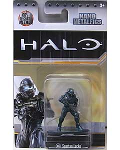 JADA TOYS HALO NANO METALFIGS SPARTAN LOCKE [MS5]