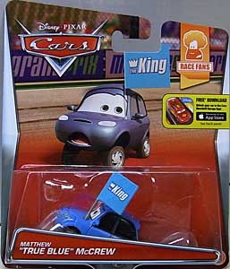 MATTEL CARS 2015 シングル MATTHEW TRUE BLUE McCREW