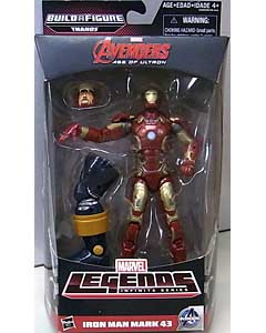 HASBRO MARVEL LEGENDS 2015 INFINITE SERIES AVENGERS [THANOS SERIES] 映画版 AVENGERS: AGE OF ULTRON IRON MAN MARK 43
