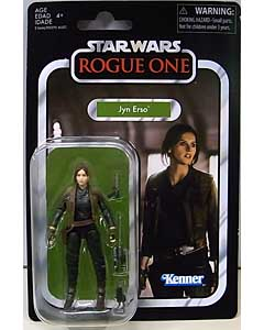 HASBRO STAR WARS 3.75インチアクションフィギュア THE VINTAGE COLLECTION 2018 JYN ERSO [ROGUE ONE]