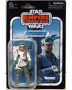 HASBRO STAR WARS 3.75インチアクションフィギュア THE VINTAGE COLLECTION 2018 REBEL SOLDIER (HOTH) [THE EMPIRE STRIKES BACK]