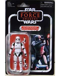 HASBRO STAR WARS 3.75インチアクションフィギュア THE VINTAGE COLLECTION 2018 FIRST ORDER STORMTROOPER [THE FORCE AWAKENS]
