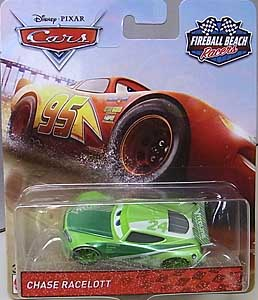 MATTEL CARS 2018 FIREBALL BEACH RACERS シングル CHASE RACELOTT