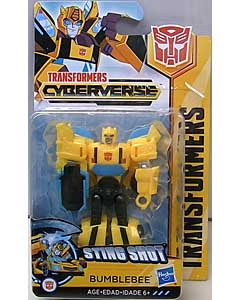 HASBRO アニメ版 TRANSFORMERS CYBERVERSE SCOUT CLASS BUMBLEBEE 台紙傷み特価