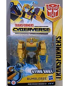 HASBRO アニメ版 TRANSFORMERS CYBERVERSE WARRIOR CLASS BUMBLEBEE