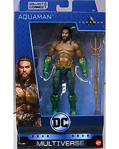 MATTEL DC COMICS MULTIVERSE 6インチアクションフィギュア 映画版 AQUAMAN AQUAMAN [TRENCH WARRIOR SERIES]