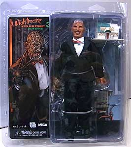 NECA A NIGHTMARE ON ELM STREET 3: DREAM WARRIORS 8インチドール FREDDY KRUEGER [TUXEDO]