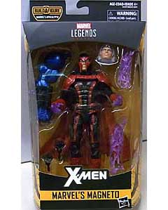 HASBRO MARVEL LEGENDS 2018 X-MEN SERIES 3.0 X-MEN MARVEL'S MAGNETO [APOCALYPSE SERIES] パッケージ傷み特価
