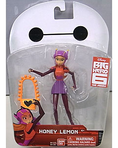 USA BANDAI BIG HERO 6: THE SERIES 5インチアクションフィギュア HONEY LEMON
