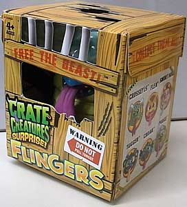 MGA ENTERTAINMENT CRATE CREATURES SURPRISE FLINGERS CAPPA