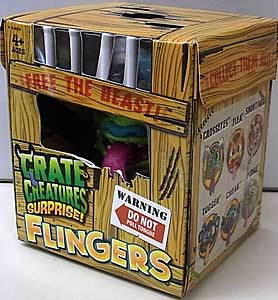 MGA ENTERTAINMENT CRATE CREATURES SURPRISE FLINGERS CROSSEYES