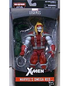 HASBRO MARVEL LEGENDS 2018 DEADPOOL SERIES 2.0 X-MEN OMEGA RED [SAURON SERIES]