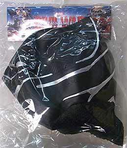 オガワスタジオ なりきりラバーマスク 映画版シビル・ウォー/キャプテン・アメリカ ブラックパンサー