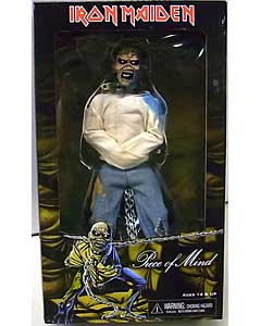 NECA IRON MAIDEN 8インチドール PIECE OF MIND