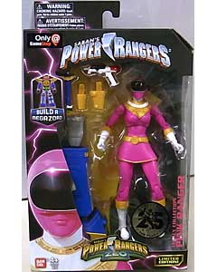 USA BANDAI POWER RANGERS LEGACY COLLECTION 6インチアクションフィギュア ZEO PINK RANGER
