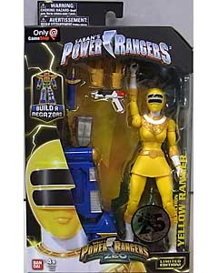 USA BANDAI POWER RANGERS LEGACY COLLECTION 6インチアクションフィギュア ZEO YELLOW RANGER ワケアリ特価