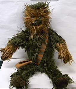 JAY FRANCO & SONS STAR WARS CHEWBACCA 24インチ PLUSH DOLL