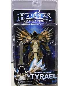 NECA HEROES OF THE STORM 7インチアクションフィギュア シリーズ2 TYRAEL [ARCHANGEL OF JUSTICE]