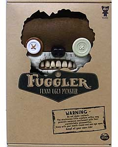 SPIN MASTER FUGGLER FUNNY UGLY MONSTER 9インチプラッシュドール TEDDY BEAR NIGHTMARE [BROWN]