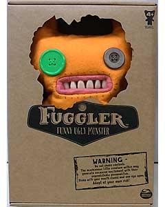SPIN MASTER FUGGLER FUNNY UGLY MONSTER 9インチプラッシュドール INDECISIVE MONSTER [ORANGE] パッケージ破れ特価